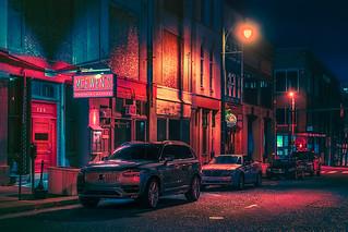 Memphis Scene