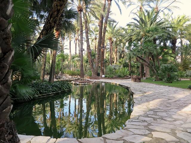 El Huerto del Cura. Patrimonio de la Humanidad. Elche (Alicante