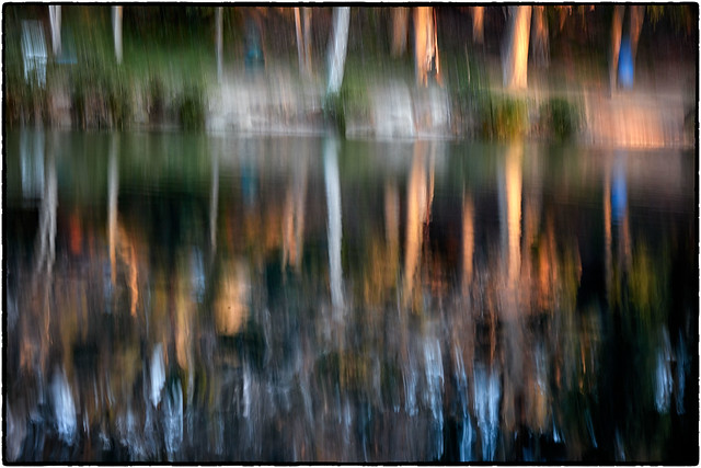 Reflections ...