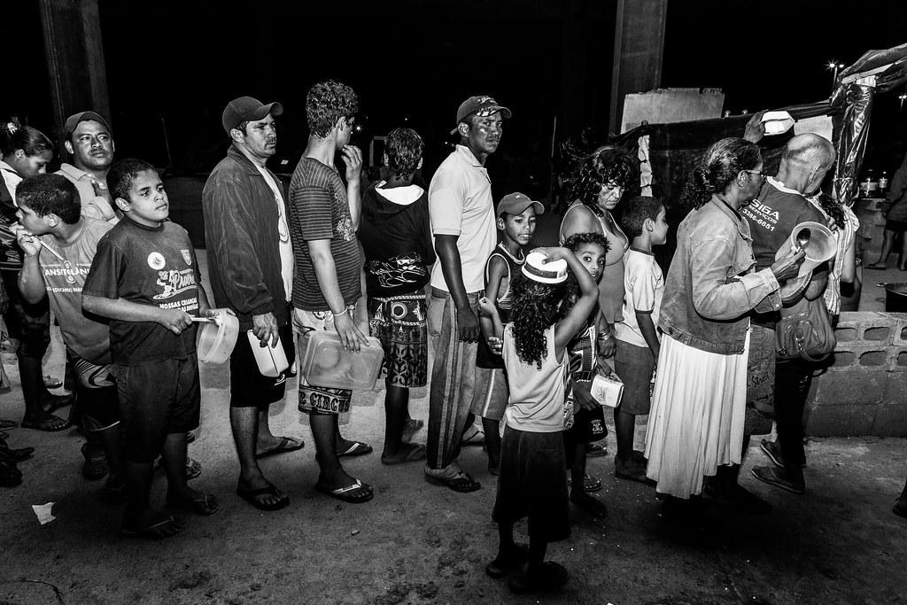 As Crianças sem Teto Taguatinga DF 9/01/2013