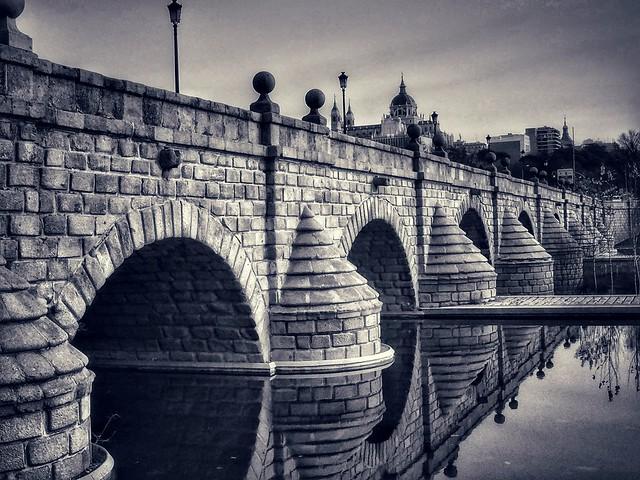 Puente de Segovia.