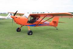 G-NFOX Aeropro Eurofox [LAA 376-15358] Sywell 300819