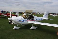 G-ILLZ Europa XS [PFA 247-13550] Sywell 300819
