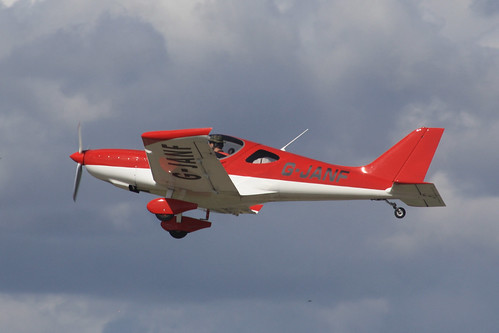 G-JANF BRM Aero NG-5 [LAA 385-15333] Sywell 010919