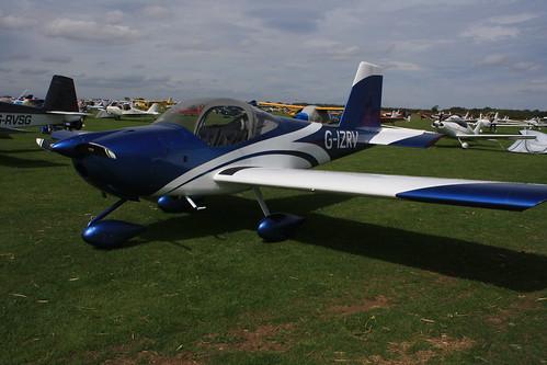 G-IZRV Vans RV-12 [LAA 363-15496] Sywell 300819