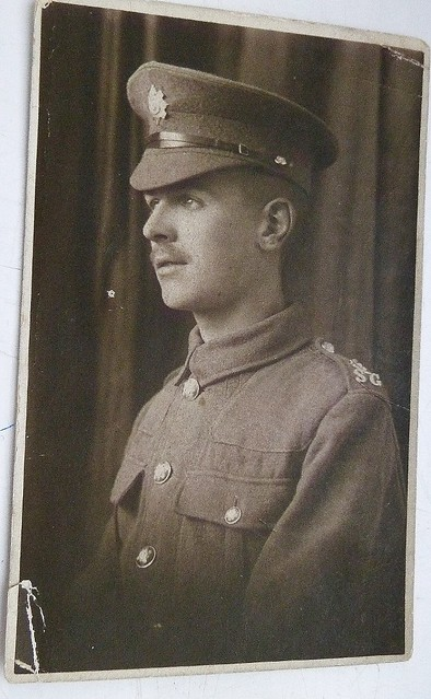 My father 1918
