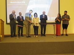 Inauguración 6to piso Facultad de Educación