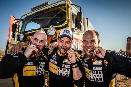 Dakar 2020 - Finish