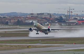First Flight msn397 F-WZGL 17/1/2020