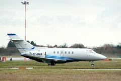 Rep. of Chad Hawker Beechcraft 900XP TT-DAB 17th January 2019 DSA