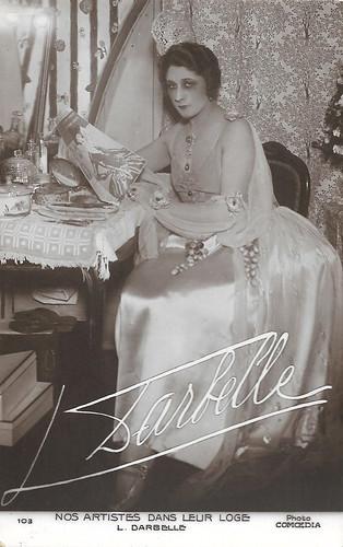 Lucette Darbelle