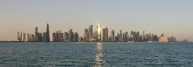 West Bay Doha, Qatar 2020