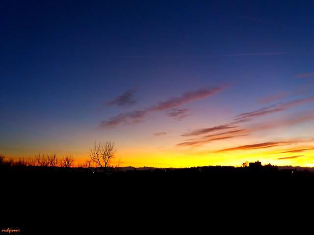tramonto astigiano 1