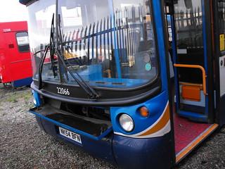 Stagecoach in Newcastle 22066 NK54BFN