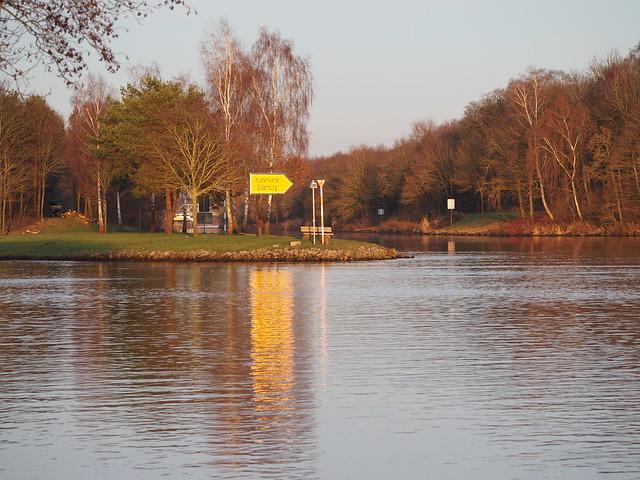 Dortmund-Ems-Kanal / Küstenkanal bei Dörpen