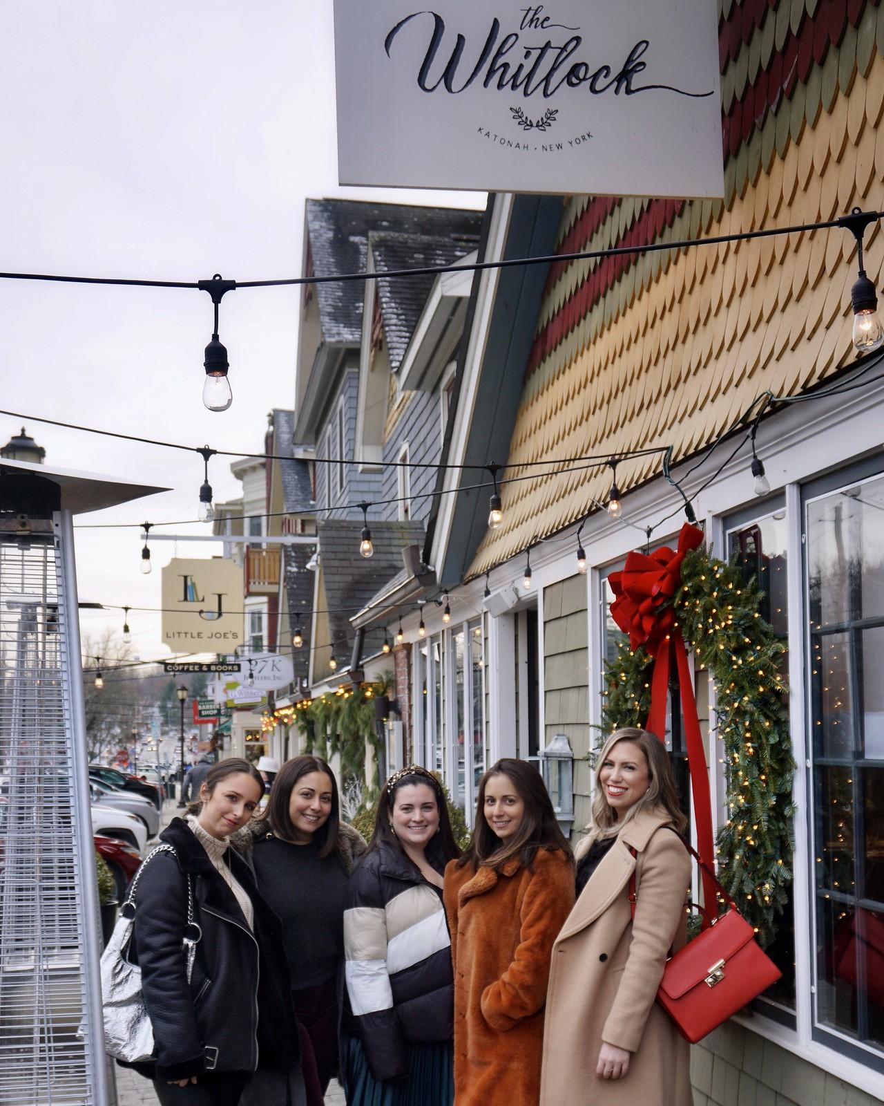 Westchester New York Bloggers Influencers The Whitlock Katonah New York
