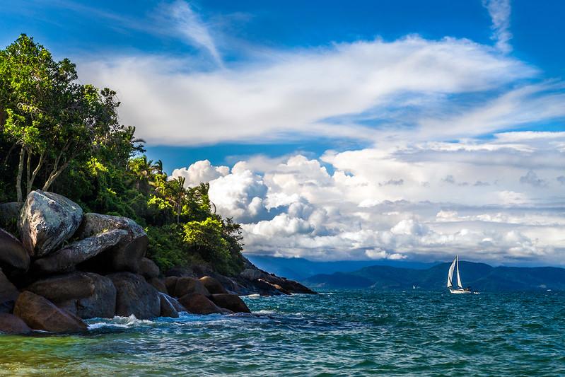 Maravilhosa Ilha Bela com Cruzeiro MSC Preziosa