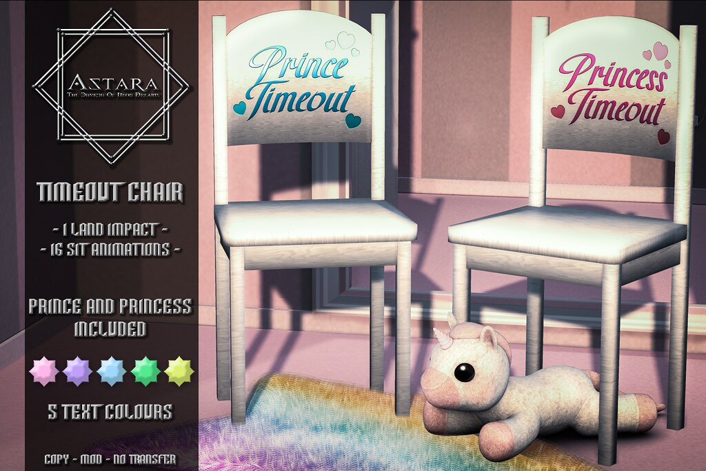Astara – Timeout Chair