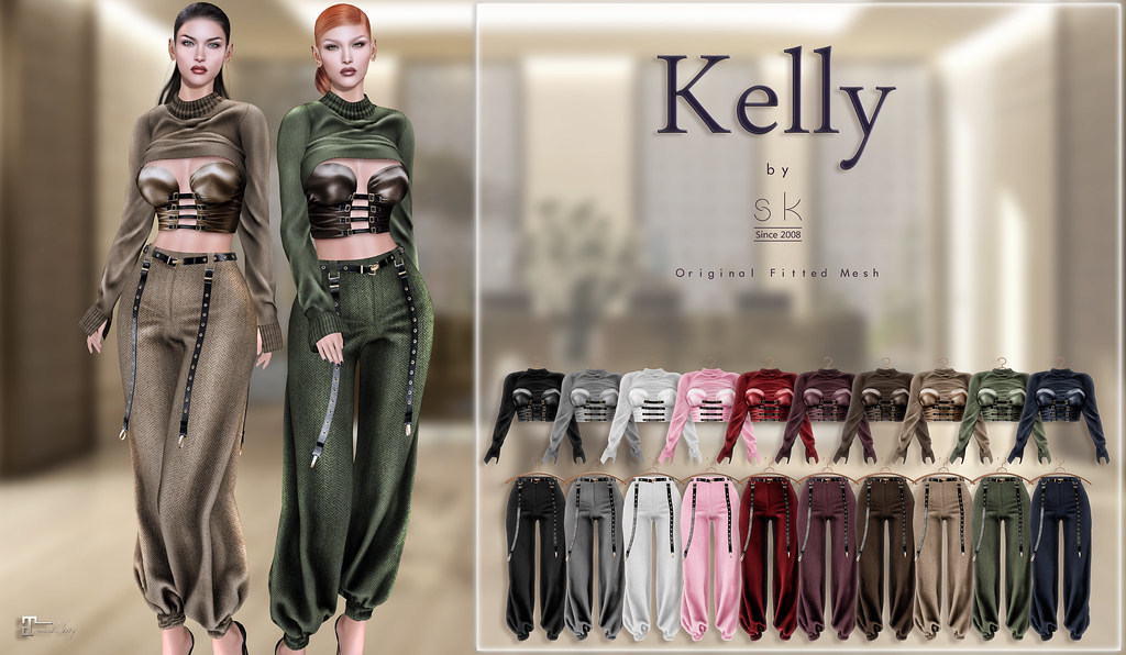 Kelly By SK poster