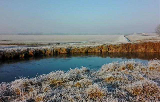 Galiverna 2   - Frozen Landscape 2 - North Italy