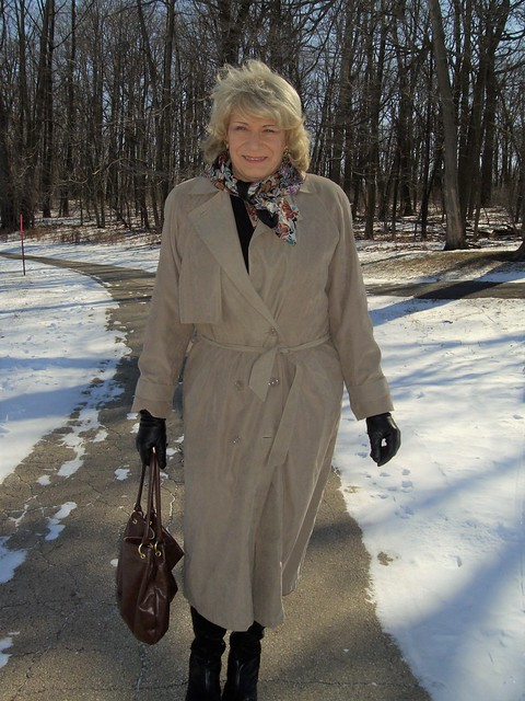 February Of 2012, And It Was Cold!