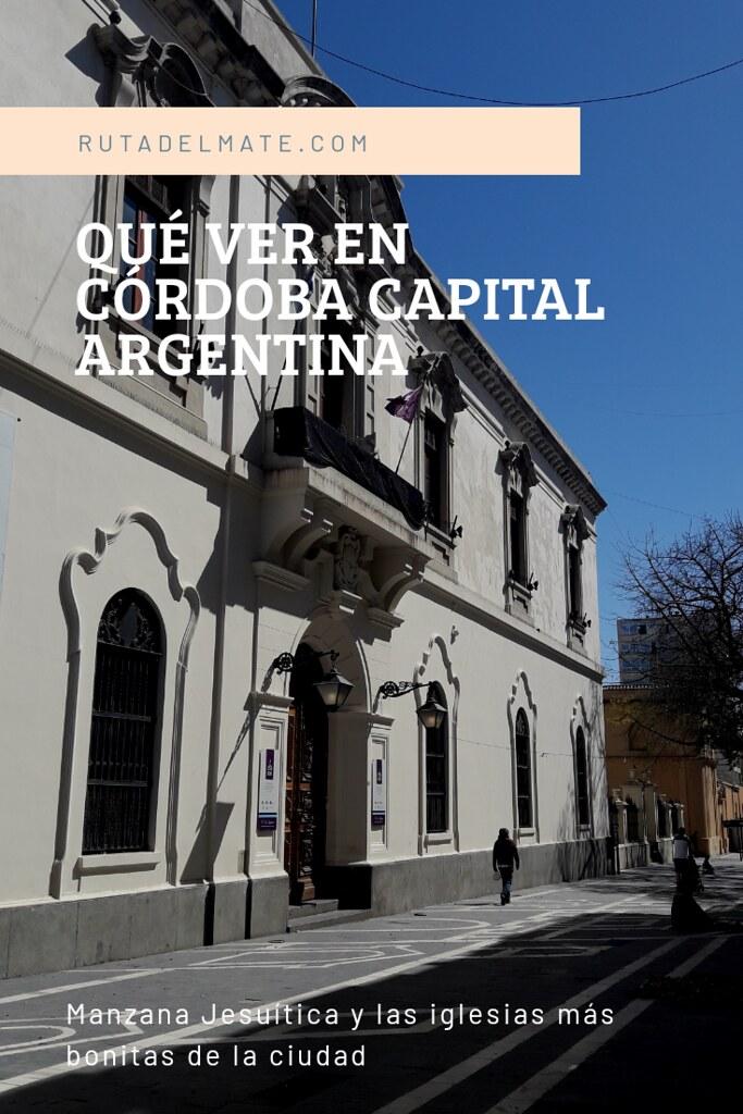 Qué ver en Córdoba Capital