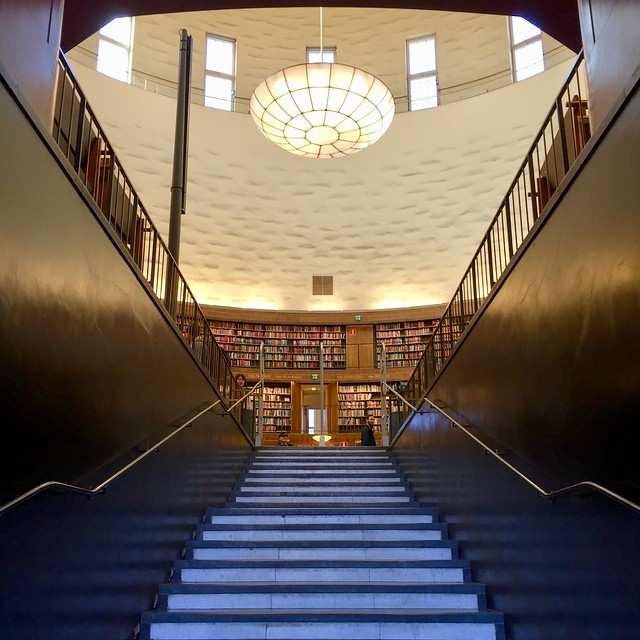 Stockholm Public Library VII