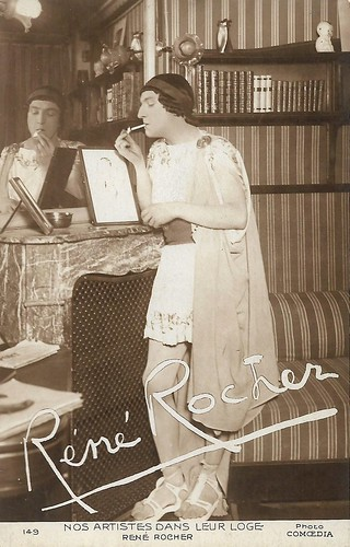René Rocher