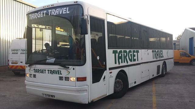 Target Travel S791NRV