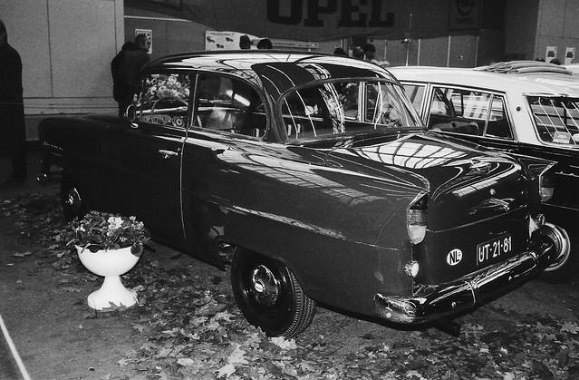 Opel Olympia 1956