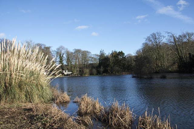 Kearsney Abbey and Russell Gardens
