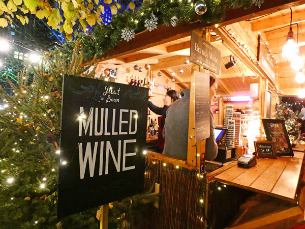 mulled wine southbank