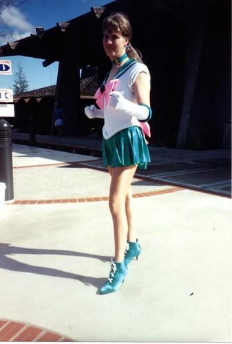 Lisa Hayes as Sailor Jupiter