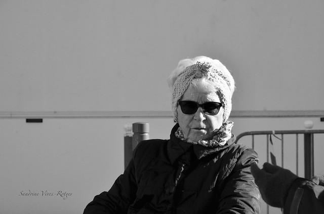 Face a Face - Street Portrait - France