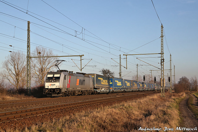 186 351-3 AWT Dreileben-Drackenstedt 17.01.2020