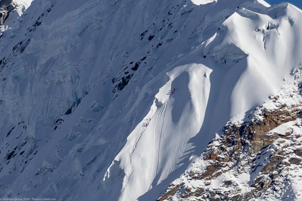 high peaks 013 Lobuche East 04 detail med