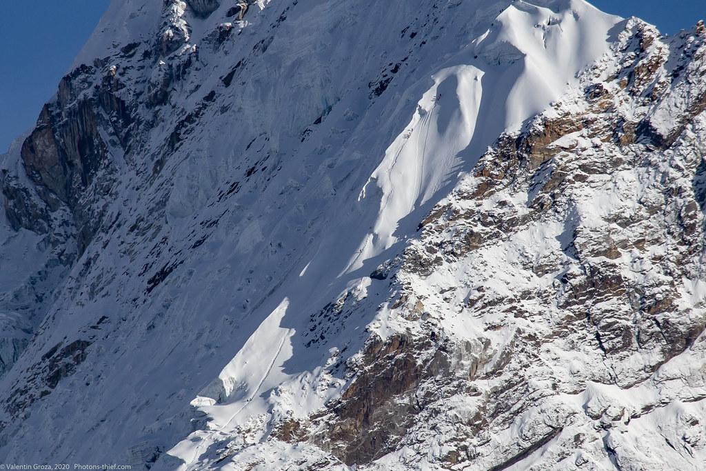 high peaks 011 Lobuche East 02 detail med