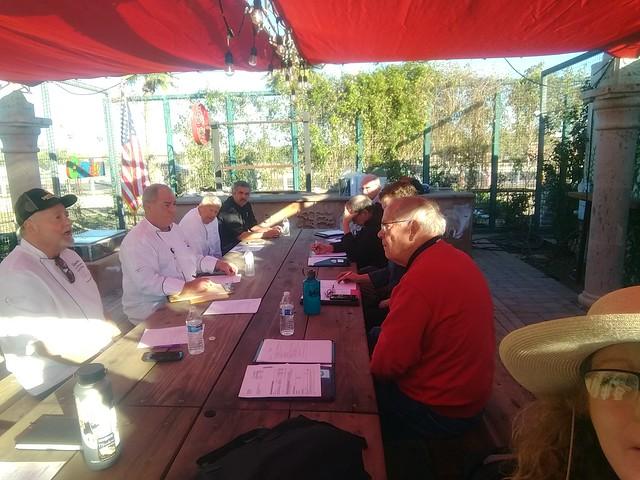 ACFAZ January Meeting at Agave Farms