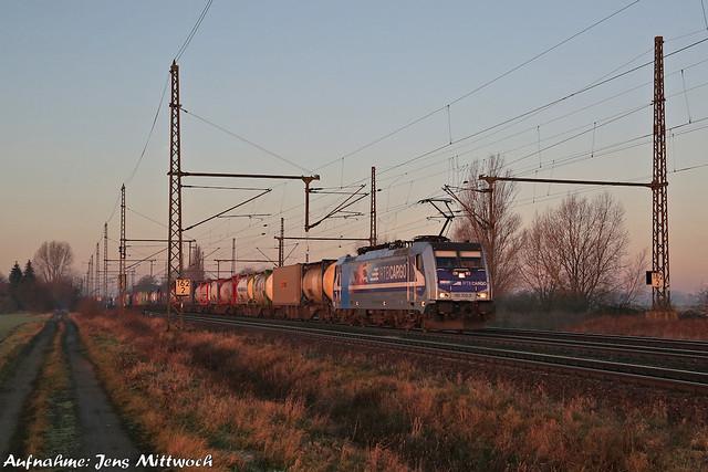 186 300-0 RTB Dreileben-Drackenstedt 17.01.2020