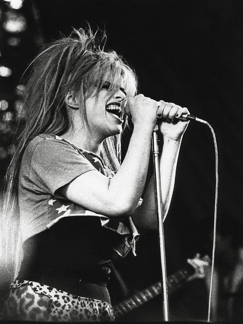 From the archives: Nina Hagen at the Peace Camp, Louisiana Museum of Modern Art (4)