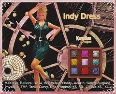 Karnatose Designs Indy Dress