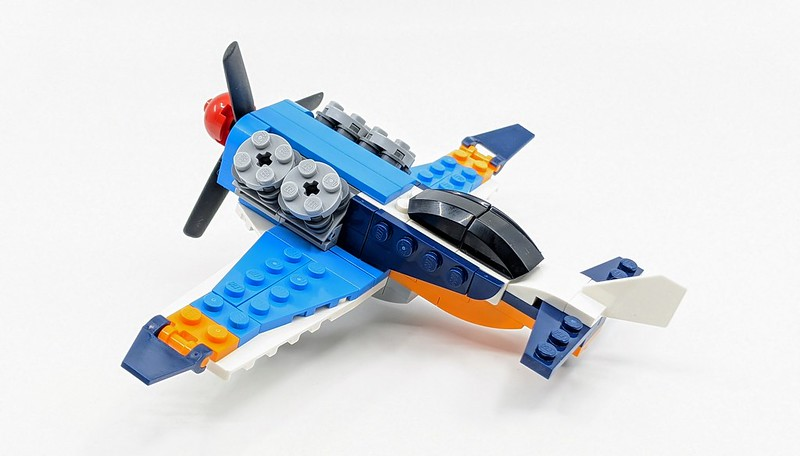 31099: LEGO Creator 3-in-1 Propeller Plane Set Review