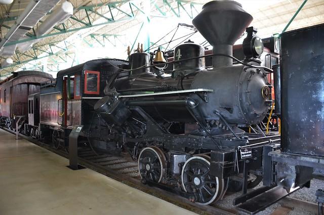 Heisler No. 4, Pennsylvania, Strasburg, Railroad Museum of Pennsylvania