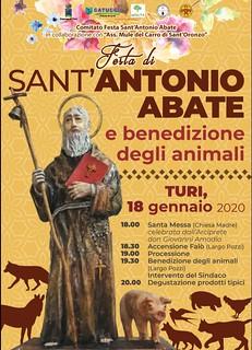 Sant'Antonio turi