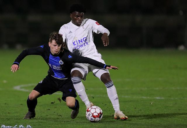 BvB Beloften Club Brugge - OHL Beloften