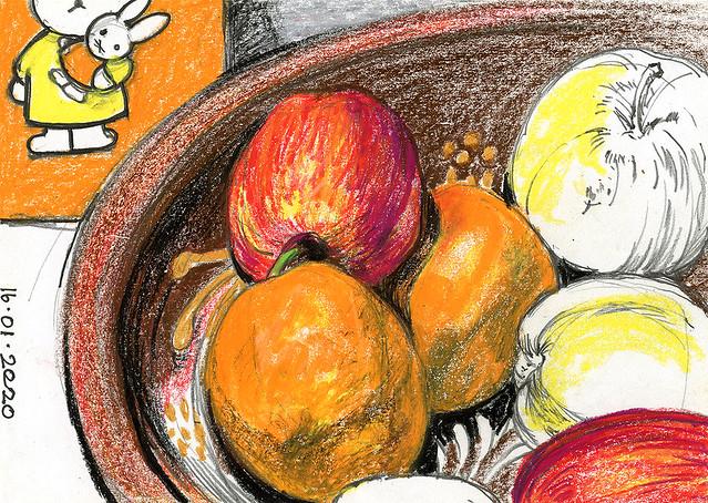 Miffy orange