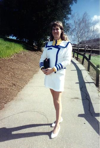 Lisa Hayes as Lisa Hayes