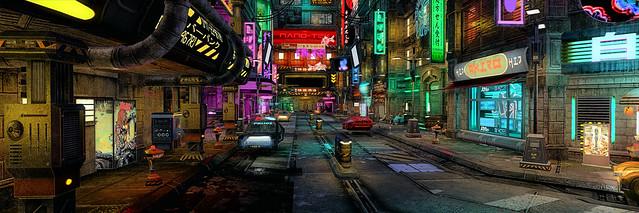 Drune Sleazy City I