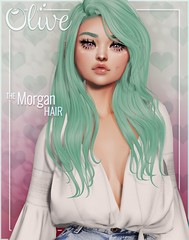 .Olive. the Morgan Hair @ Mainstore Saturday Sale
