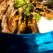 roof of an underwater cave-1